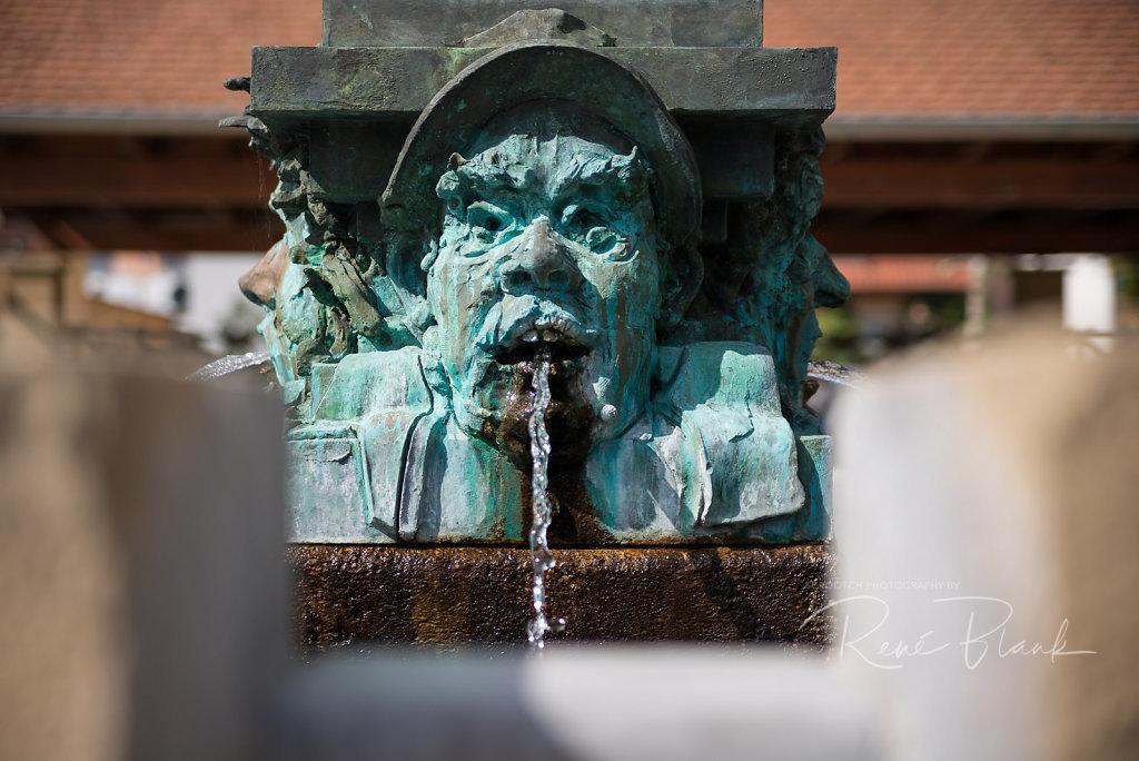 Brunnen am Kelterplatz, Pfaffenhofen
